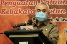 Gubernur Isran Noor ingatkan pentingnya antisipasi karhutla