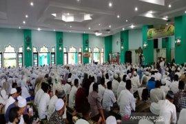 Peringati tahun baru Islam, Ustadz Solmed ceramah di Madina