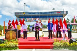 Erick Thohir: Tol pertama di Aceh bukti pemerataan pembangunan