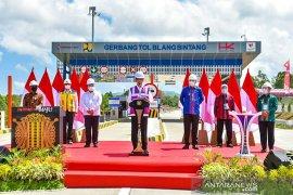 Presiden bagikan banpres produktif ke pelaku usaha mikro kecil di Aceh