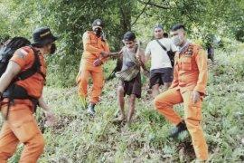 Tim SAR Malut temukan pensiunan  TNI yang hilang di hutan