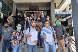 Tirto.id dan Tempo.co laporkan kasus peretasan situsnya ke Polda Metro Jaya