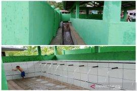 Desa Sipange Siunjam Tapsel bangun drainase perlancar irigasi pertanian warga