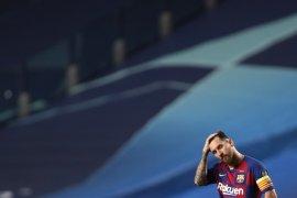 Setelah minta keluar dari Barca, ke mana Lionel  Messi berlabuh?