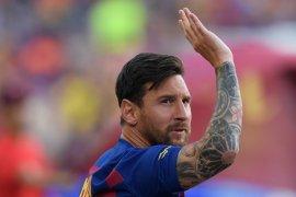 Manchester City akan menawarkan paket gaji  Rp10 triliun kepada Messi