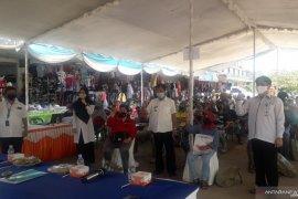 BPOM Pangkalpinang gelar penyuluhan produk berbahaya di Pasar Koba