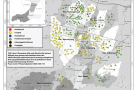 Jumlah pasien COVID-19 di Kota Sukabumi terus berkurang