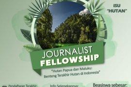 Yayasan EcoNusa meluncurkan program bantuan liputan isu hutan Papua
