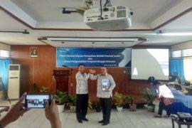 Munawar Ibrahim gantikan Mukhtar Bakti sebagai Kepala Perwakilan BKKBN Jambi