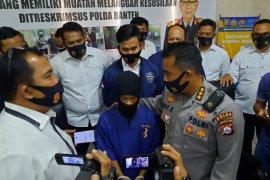 Mahasiswa sebarkan video pornografi anak di bawah umur ditangkap Polda Banten
