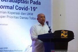 Kementerian KUKM latih SDM 540 pelaku usaha kawasan Danau Toba