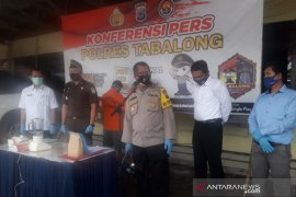 Polres Tabalong berhasil amankan 354,13 gram sabu