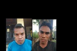 Polres Tabalong - HST ciduk dua pelaku curancmor