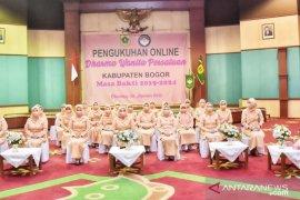 Dharma Wanita Bogor sebut siap bantu pemulihan ekonomi