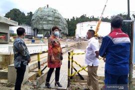 Mercy Barends: Depot gas Wayame percepat konversi energi di Maluku 2022