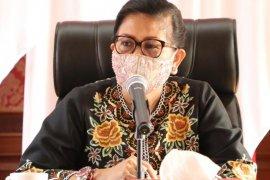 Dekranasda-BPD Bali adakan pameran untuk UMKM tenun-perhiasan lokal hadapi pandemi