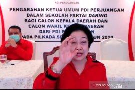 Megawati: Ada kader tak direkom maju di pilkada terus ngamuk, ya pecat