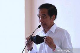 Presiden soroti protokol kesehatan di Pilkada