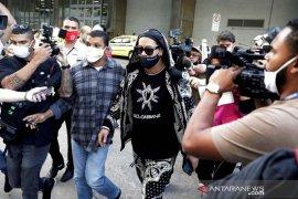Ronaldinho dinyatakan positif terinfeksi virus corona