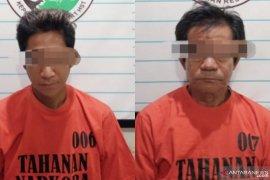 Dua pengedar sabu ditangkap di Matang Ginalon, salah seorang adalah lelaki tua