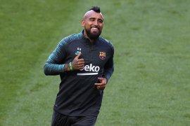 Tiba di Italia, Arturo Vidal segera bergabung dengan Inter Milan