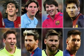 Messi pun sering merajuk, ini daftarnya