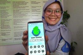 Kisah Risky Deandhika, seorang milenial ciptakan aplikasi menabung sampah dapat emas