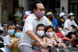 Kasus COVID-19 Vietnam capai rekor lagi, mayoritas pengidap sudah dikarantina sebelumnya