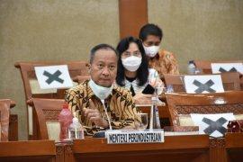 Menperin Agus Gumiwang usulkan realokasi anggaran Rp84,4 miliar dorong pemulihan ekonomi