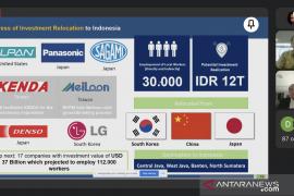 59 perusahaan Taiwan berpotensi pindahkan pabrik ke Indonesia, termasuk Jabar