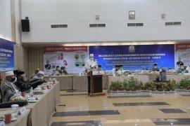 Plt Gubernur: Ulama Sangat Berperan dalam Penanggulangan COVID-19