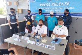 BNN bekuk oknum  ASN di Ternate terkaitkasus sabu 0,8 gram