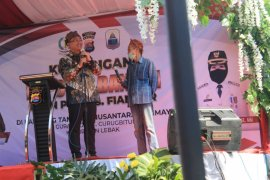 Wagub Banten: Denda pelanggaran masker jalan terakhir