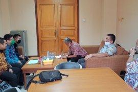 DPMPD Kaltim Koordinasikan Urusan Kesekeretariatan Dengan DPMD Kukar