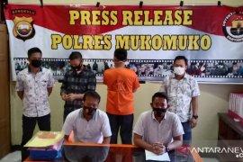 Terkait dugaan korupsi, polisi tahan Kepala Dinas Pertanian Mukomuko