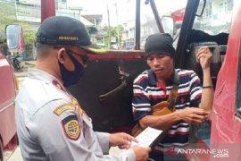 Dishub Kota Singkawang gelar bulan ketertiban administrasi angkutan umum