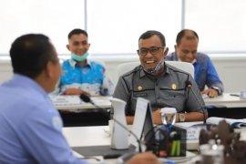 Kembangkan bidang perikanan, Bupati Aceh Jaya langsung temui menteri