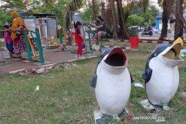 Seluruh taman di Jakarta tutup mulai Senin
