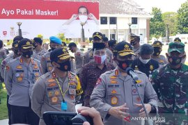 Wakapolri minta masyarakat selalu gunakan masker sebagai budaya baru