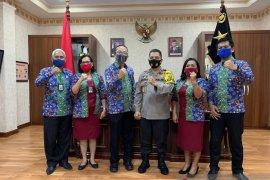 BPS minta Polda Maluku dorong masyarakat dukung SP 2020