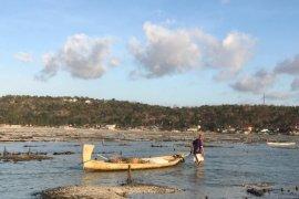 Petani di Nusa Lembongan-Bali tetap ekspor rumput laut meski pandemi COVID-19