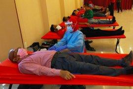 PLN UIW Sumut laksanakan kegiatan donor darah