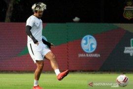 Bek Bhayangkara Jajang Mulyana harap Liga 1 digelar sesuai jadwal