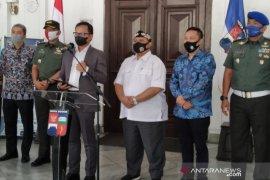 Pemkot Bogor berlakukan PSBMK di zona merah COVID-19 selama dua pekan.