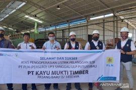 PLN Kalbar dukung pertumbuhan industri di perbatasan Indonesia - Malaysia