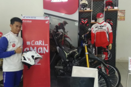 Webinar Honda Kalbar jadi cara edukasikan safety riding