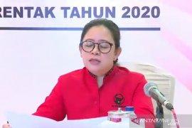 Puan Maharani umumkan Tonny Junus -Daryatno Gobel untuk Pilkada Kabupaten Gorontalo