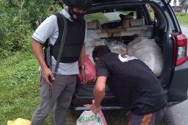 Polres Malteng sita ratusan liter miras tradisional