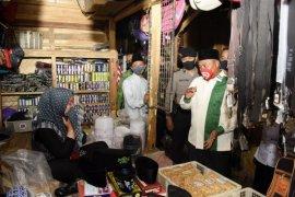 Wagub Jabar sidak Pasar Purwakarta terkait protokol kesehatan