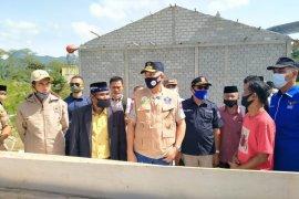 Plt Gubernur Aceh salurkan bantuan untuk korban puting beliung di Aceh Tengah
